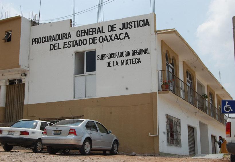 Hay mucho que atender en la Mixteca: Fiscal general