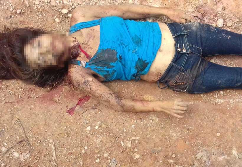 Matan a otra fémina  con arma de fuego en Oaxaca