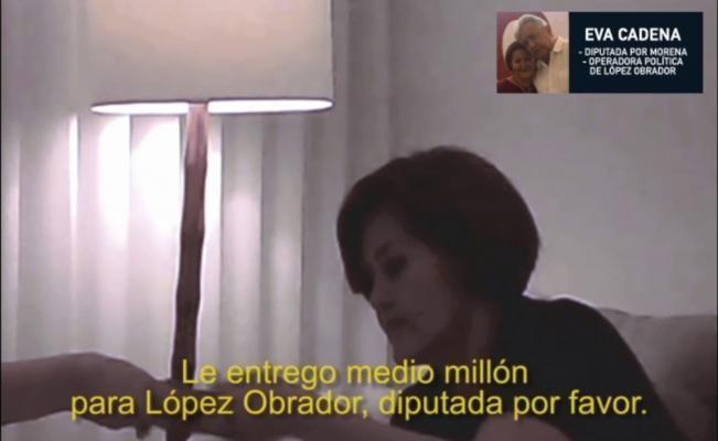 Admiten videos de Fepade en juicio de desafuero de Cadena