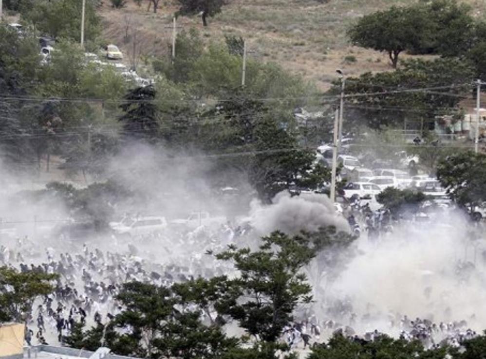 Ataque coordinado en un funeral en Kabul deja decenas de víctimas | El Imparcial de Oaxaca