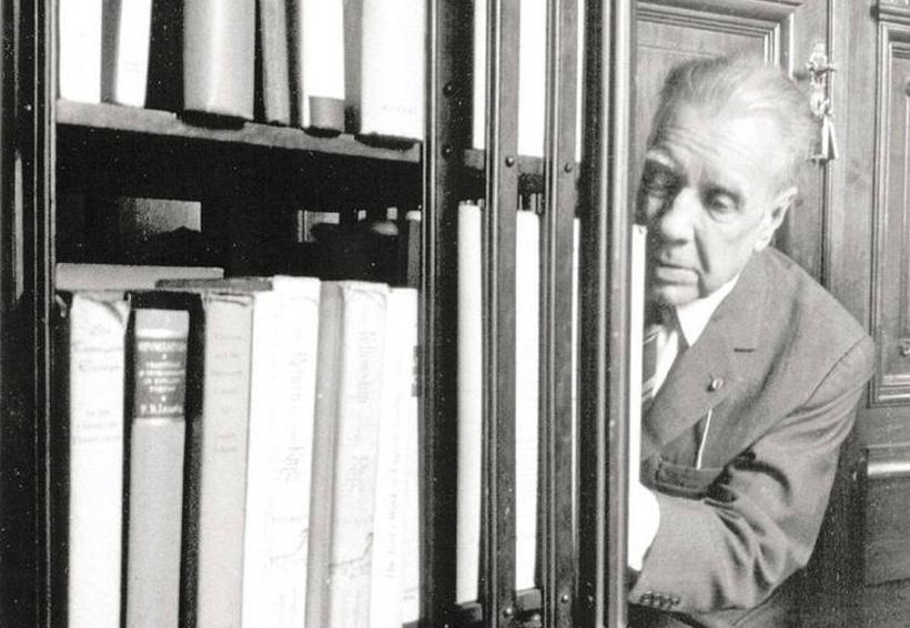 Estilo Joven: Borges, el infinito