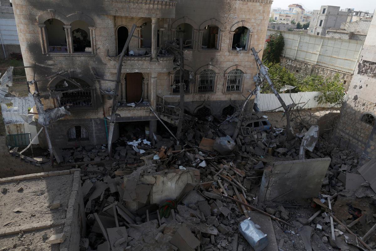 Presuntos rebeldes Houthi en Yemen han secuestrado a mil 500 civiles en 2017 | El Imparcial de Oaxaca