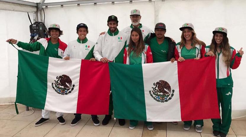 Surfista mexicano es campeón del mundo