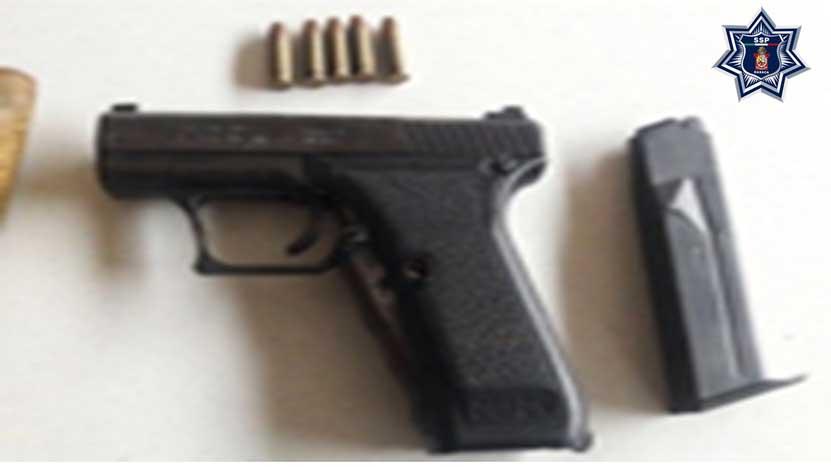 Cae con  arma de  fuego sin  licencia   El Imparcial de Oaxaca