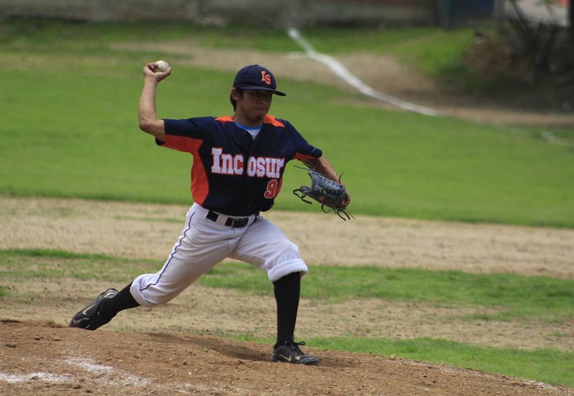 Incosur, bicampeón de la liga Universitaria de Béisbol