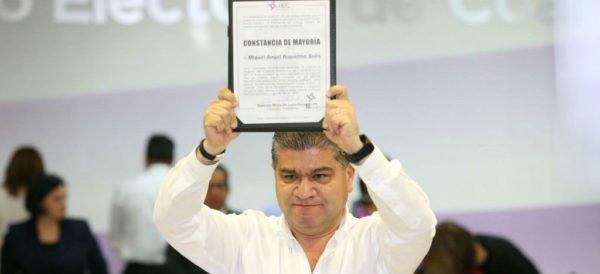 Miguel Riquelme ya es gobernador electo de Coahuila | El Imparcial de Oaxaca