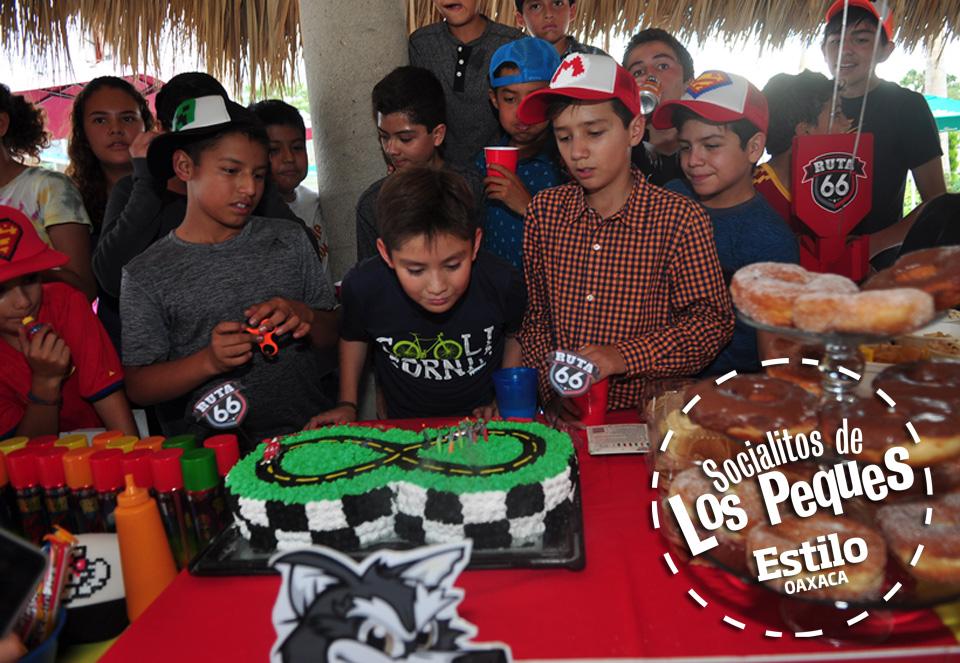 Cumpleaños de Emilio