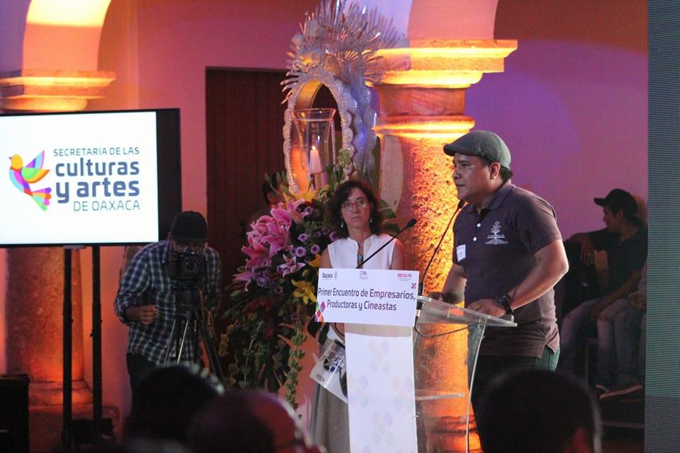 Buscan apoyo para mediometraje  'Correr o volar en la Mixteca'