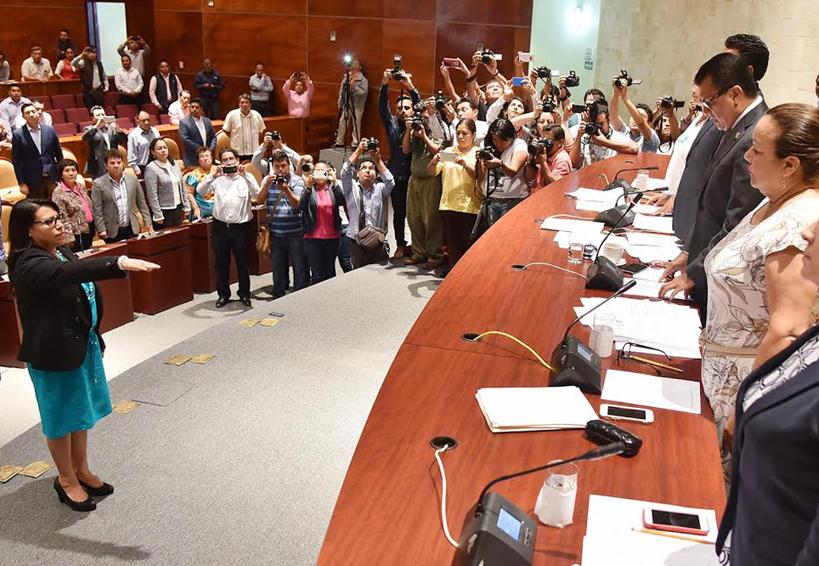 Eligen en Oaxaca a fiscales anticorrupción y delitos electorales