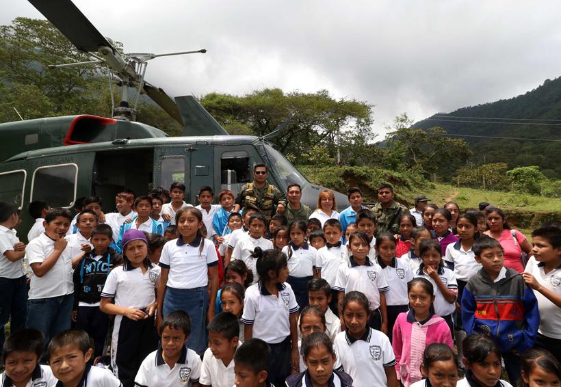 Ozolotepec clama ayuda | El Imparcial de Oaxaca