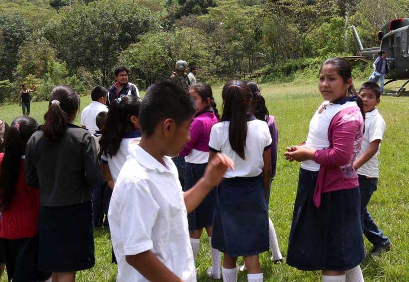 Tormenta Calvin azota costas de Oaxaca, Guerrero y Chiapas