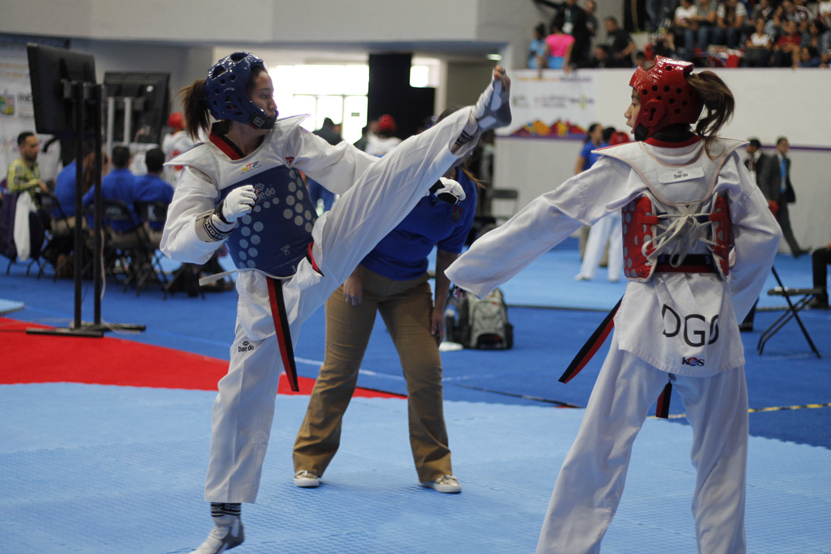 Tae kwon do oaxaqueño sigue sumando medallas en Monterrey