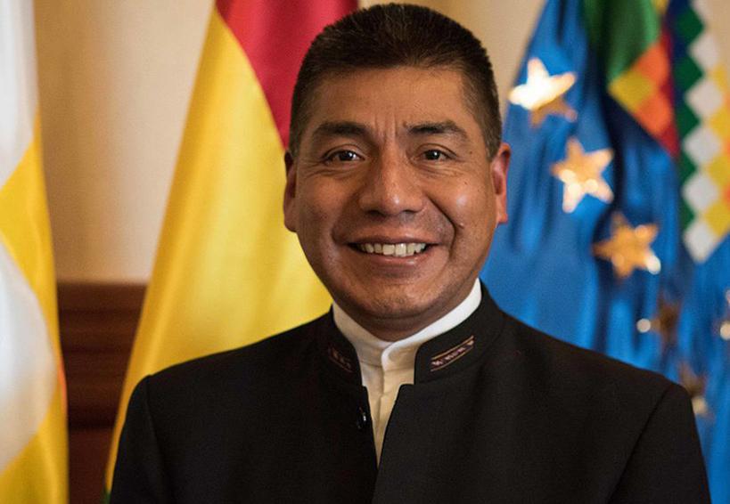 La diplomacia de los pueblos está en  dialogar, afirma ministro de Bolivia | El Imparcial de Oaxaca