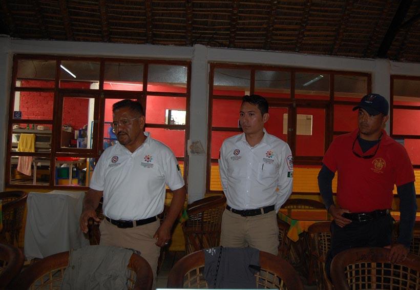 Bomberos de Huajuapan solicitan apoyo de la ciudadanía