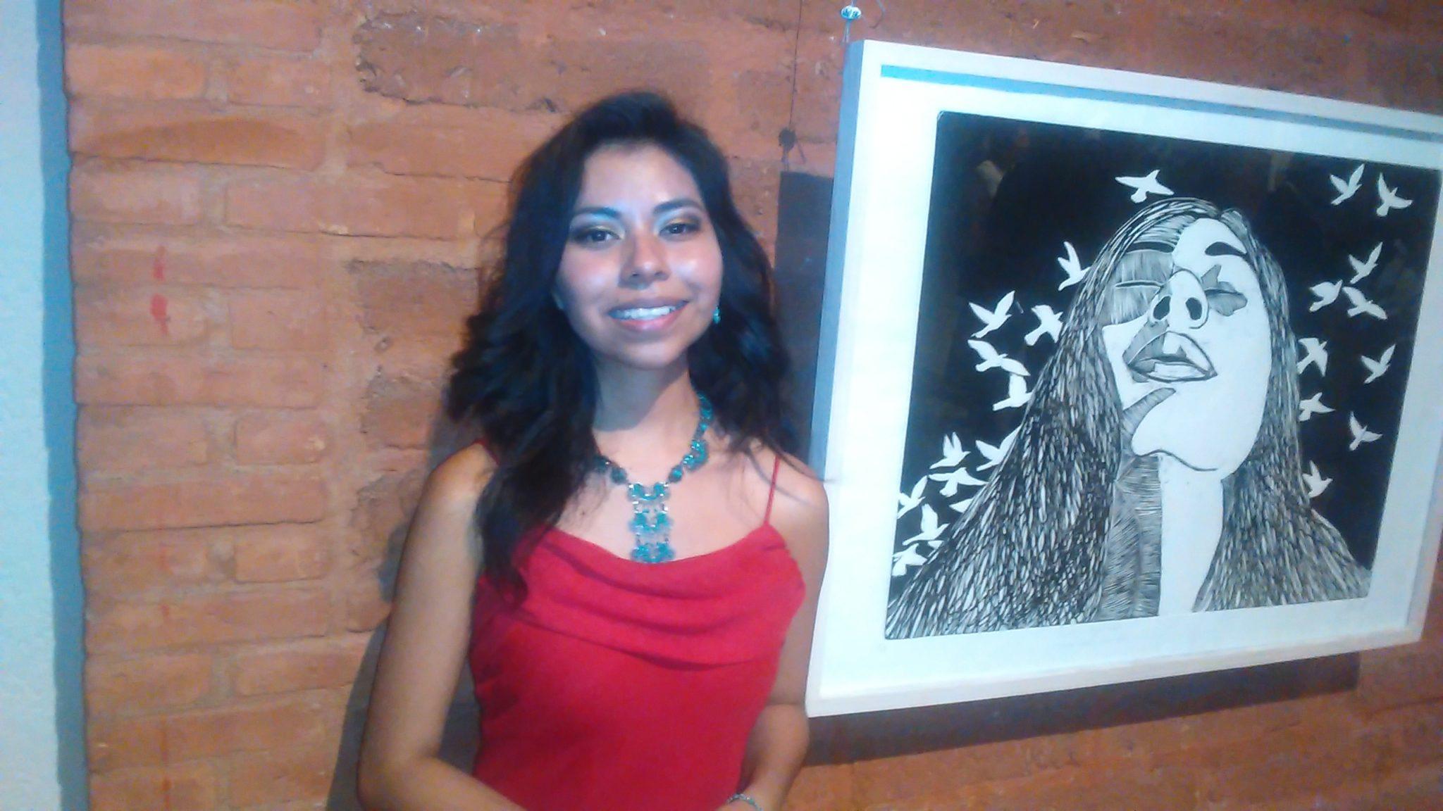 La soprano Xanat debuta en Noche de Museo