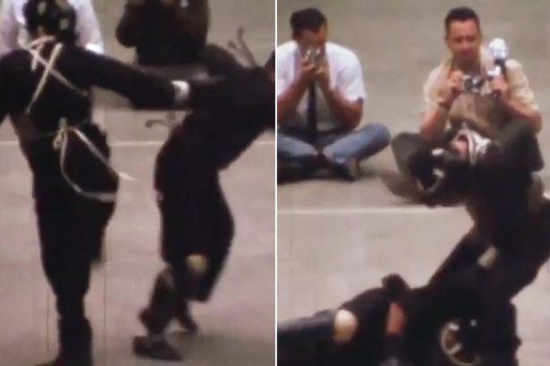 Se viraliza la única pelea REAL de Bruce Lee