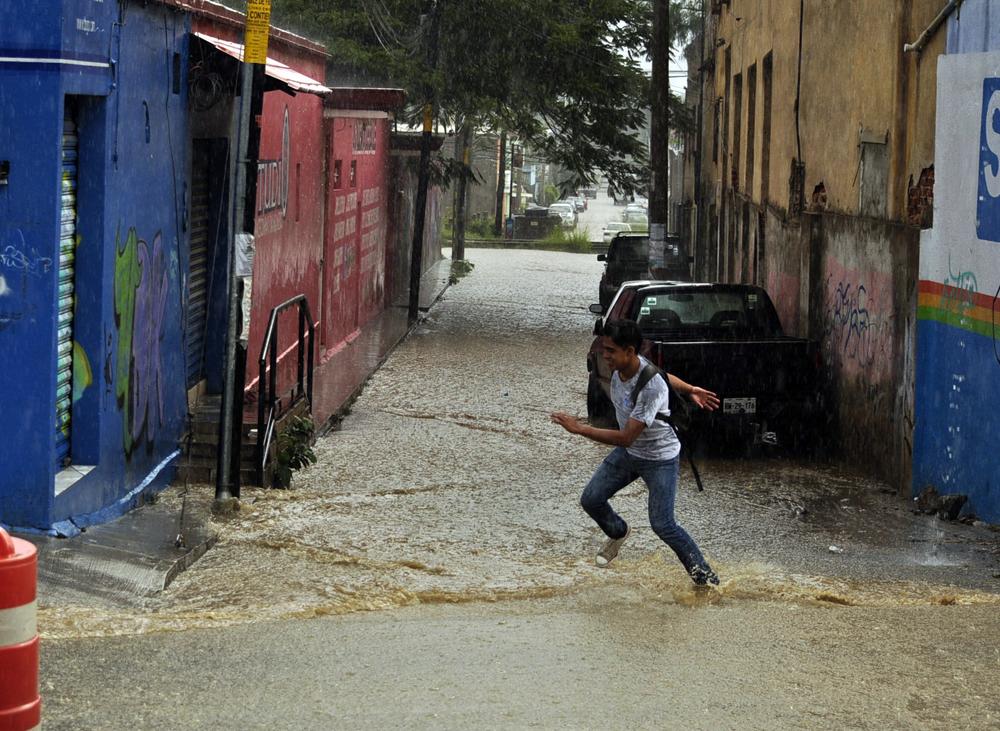 Suspendieron clases por lluvias en Matías Romero | El Imparcial de Oaxaca