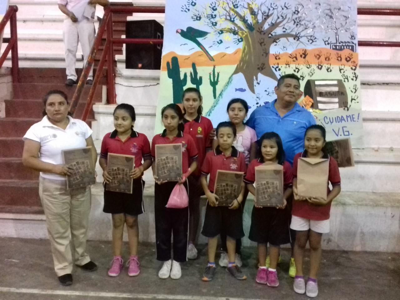 Niños y jóvenes realizan concurso de murales en Cuicatlán | El Imparcial de Oaxaca