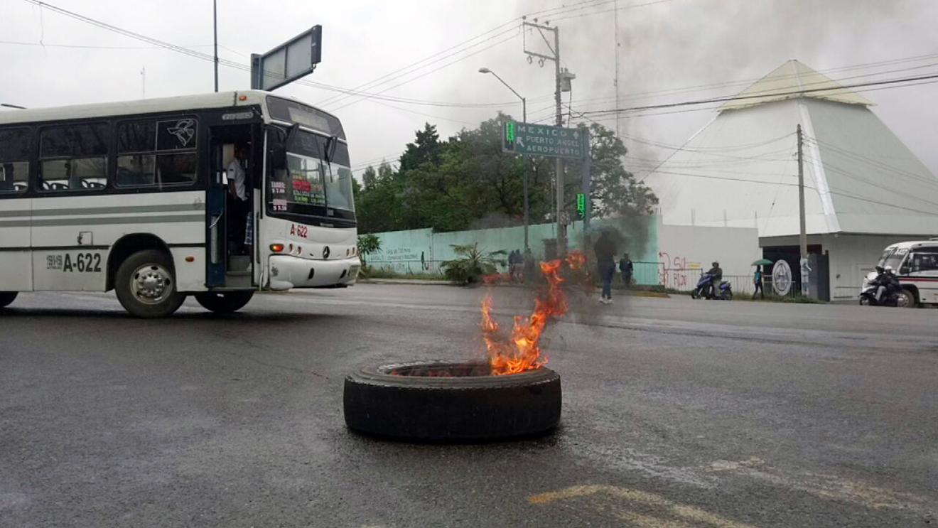 Vuelven normalistas por plazas automáticas | El Imparcial de Oaxaca