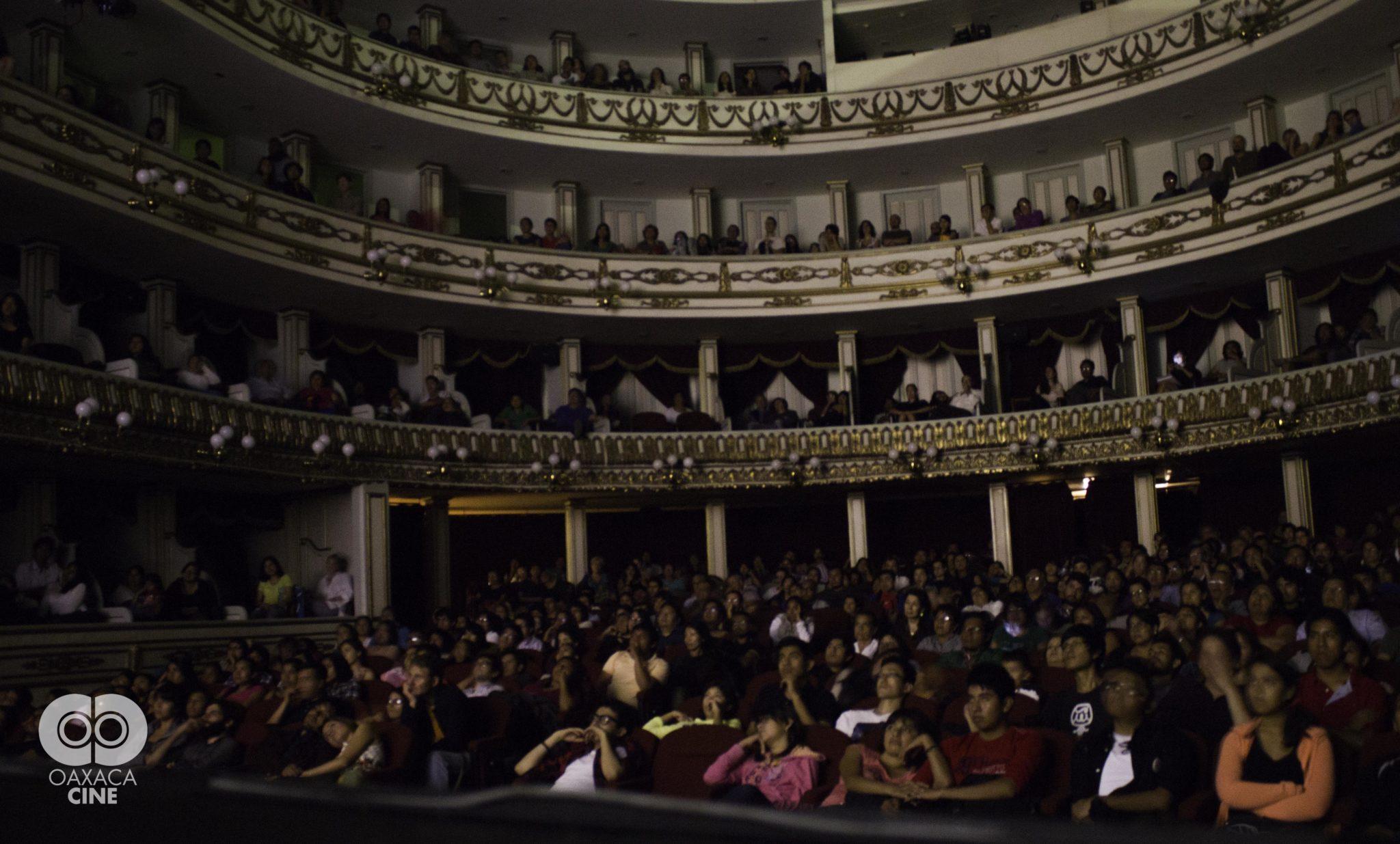 OaxacaCine no se puede abandonar: Rigoberto Perezcano