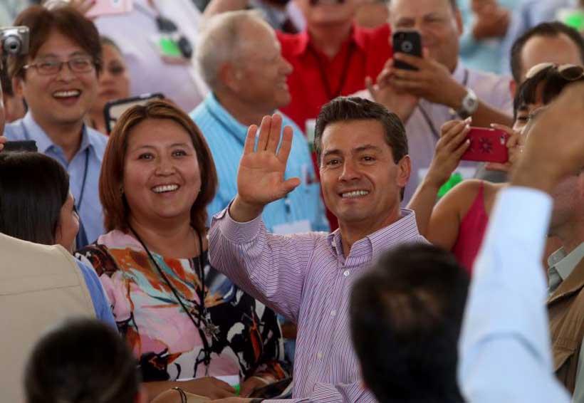 Gobierno espía: Peña Nieto amenaza, luego se retracta y después niega responsabilidad | El Imparcial de Oaxaca