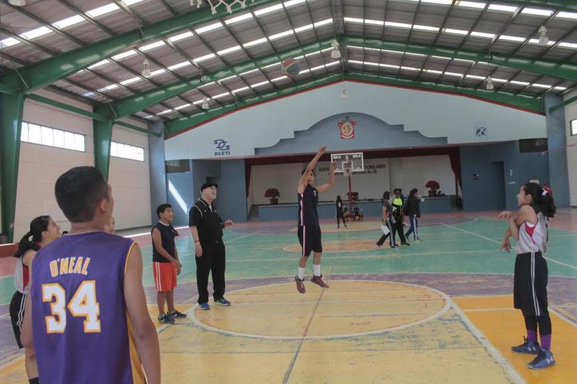 Alistan campamento de basquetbol   El Imparcial de Oaxaca