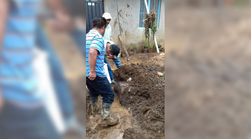 ¡Sepultados en San Marcial Ozolotepec ! | El Imparcial de Oaxaca