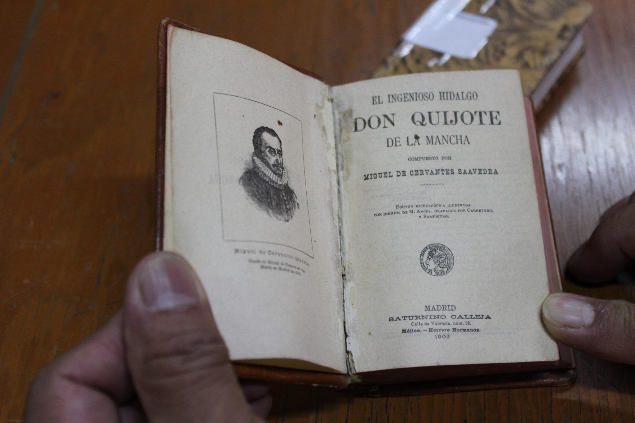 Los tesoros de la Biblioteca Pública Central