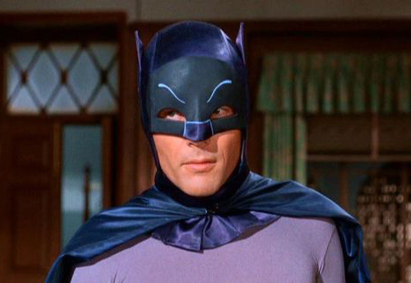 Murió Adam West, el popular Batman de los 60