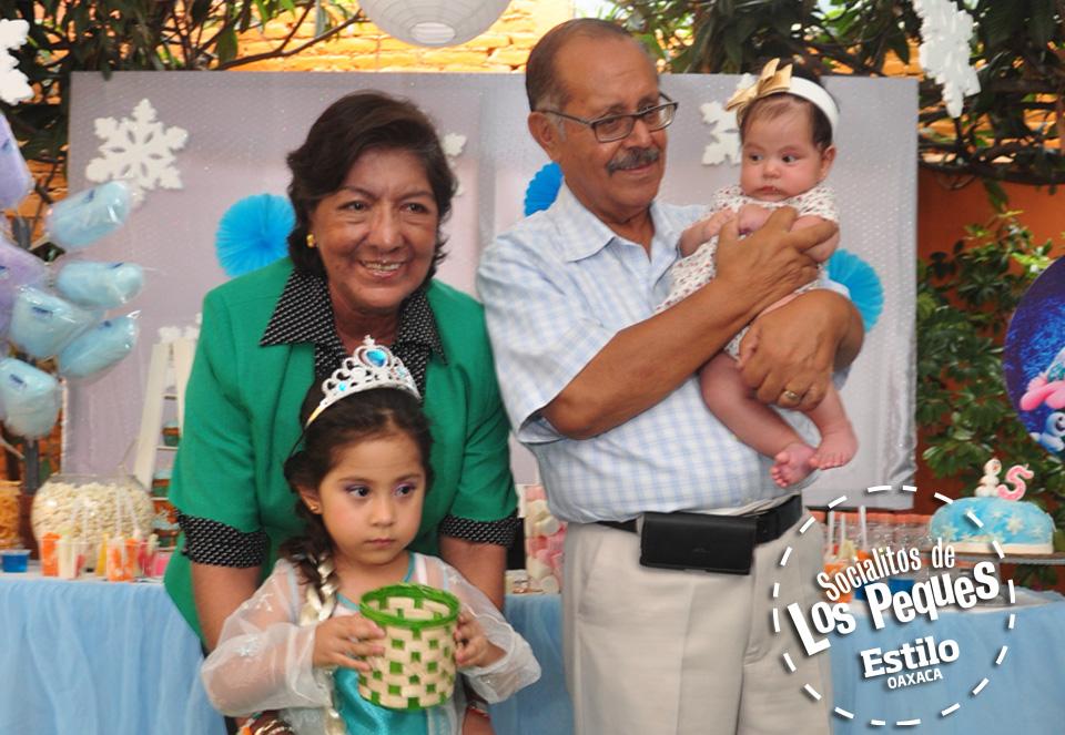 Ana Laura festejó su cumpleaños