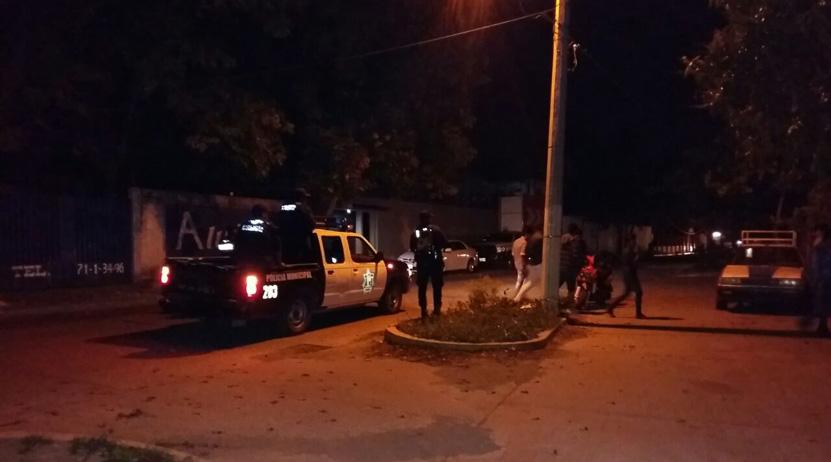 Violento asalto  a tienda de  autoservicio en Juchitán   El Imparcial de Oaxaca