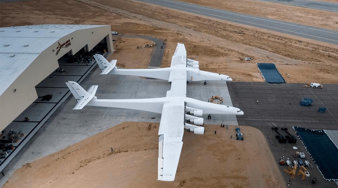 El cofundador de Microsoft ya terminó la construcción del avión más grande del mundo | El Imparcial de Oaxaca