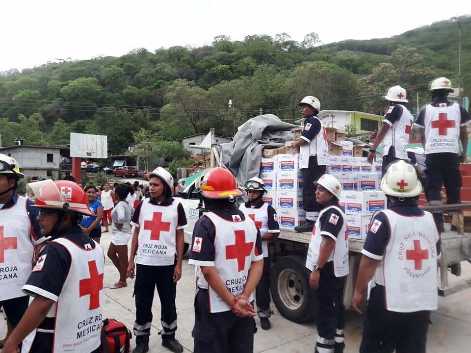 Cruz Roja vocación de servicio a la sociedad istmeña | El Imparcial de Oaxaca