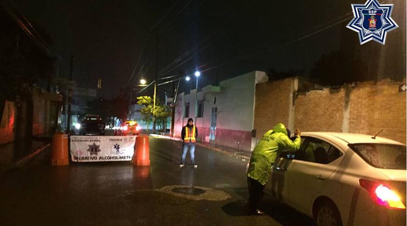 Detienen a seis conductores en operativo alcoholímetro | El Imparcial de Oaxaca