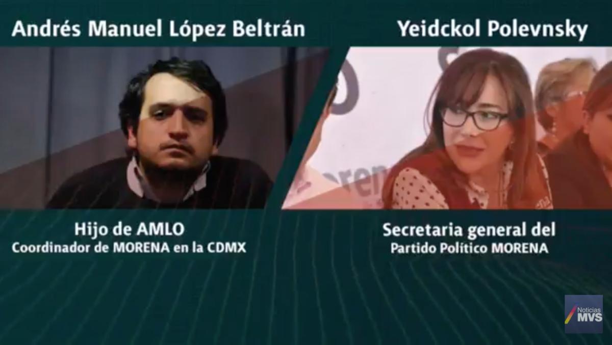 Circula audio del supuesto hijo de AMLO sobre financiar a Morena a través de empresa | El Imparcial de Oaxaca