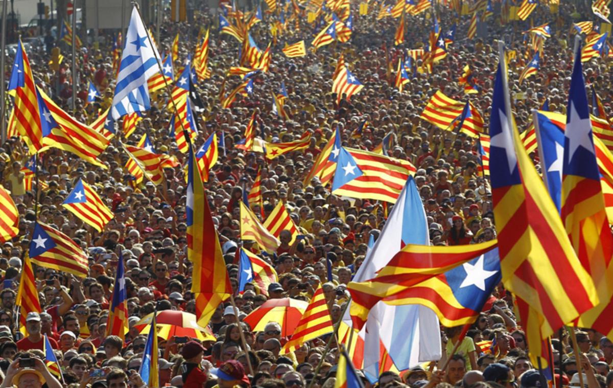 El 1 de octubre de 2017 será el referéndum secesionista catalán