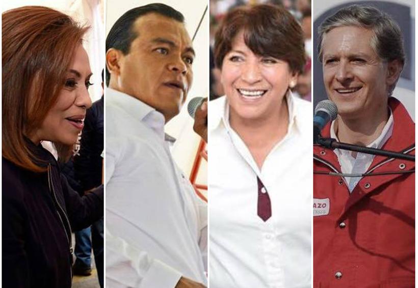 Delfina Gómez ve inconsistencias en conteo del PREP