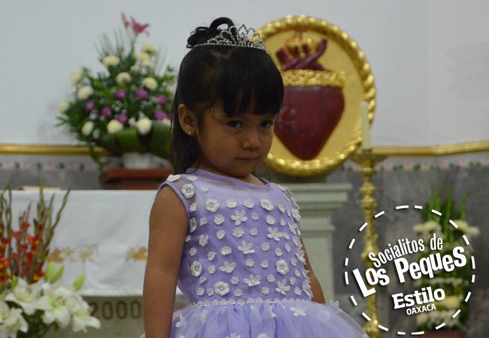 Presentan a María Elisa
