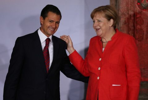 México seguirá defendiendo el libre comercio: Peña Nieto | El Imparcial de Oaxaca