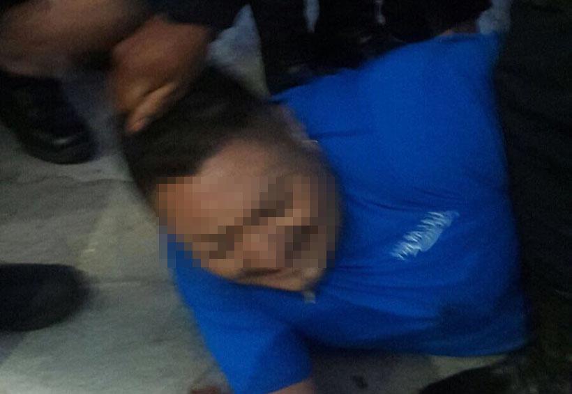 Dispara a policías e intenta escapar en Oaxaca