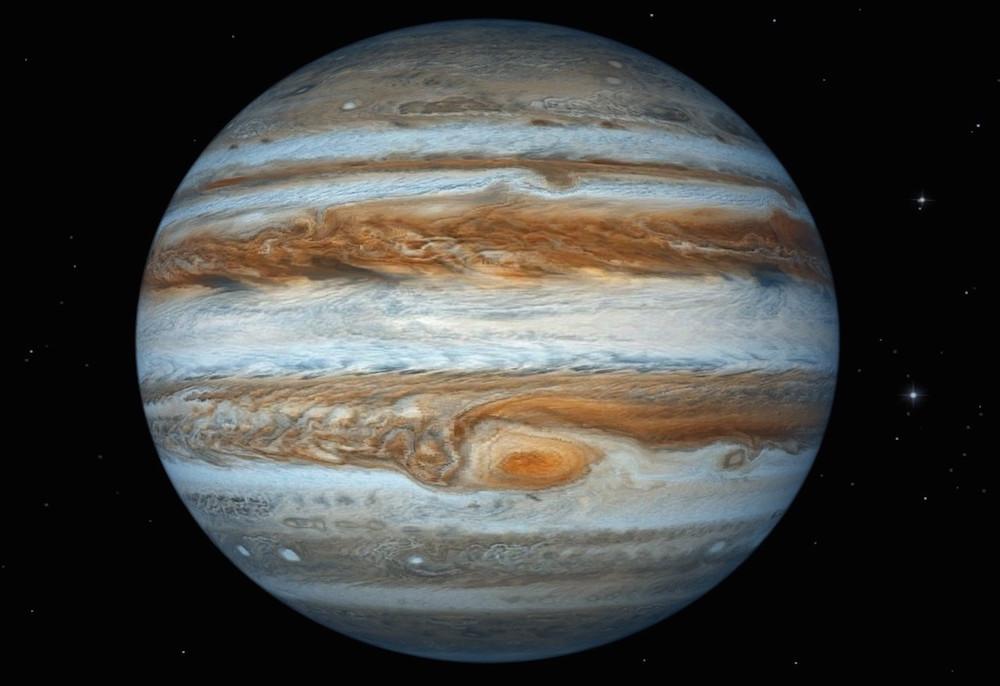 Han declarado que Júpiter es el planeta más antiguo del Sistema Solar   El Imparcial de Oaxaca