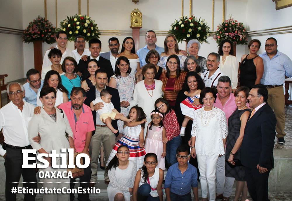 Doña Martha cumple 80 años