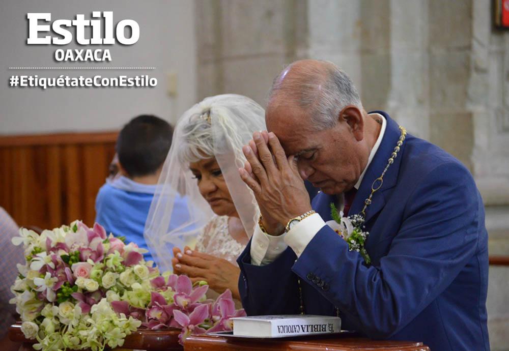 Bodas de Oro de Isidro y María