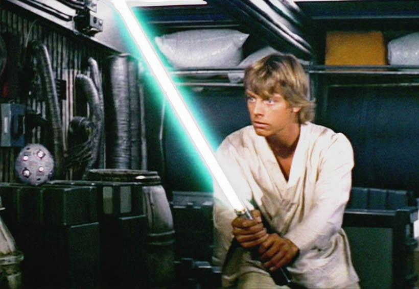 Subastan material de utilería de películas de Star Wars