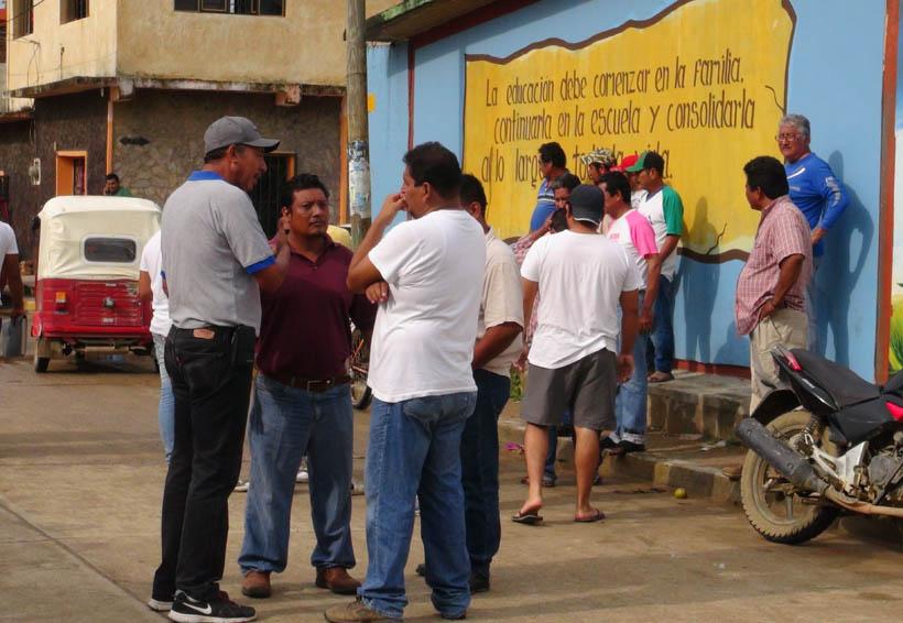 Posponen proceso electoral en La Ventosa