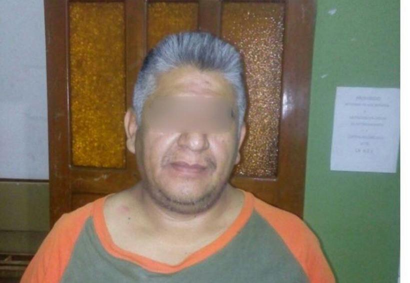 Detienen a presunto líder de célula delictiva en la Mixteca
