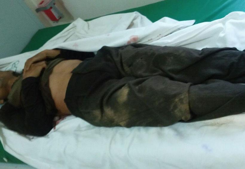 Asesinan a joven en Nopalera | El Imparcial de Oaxaca