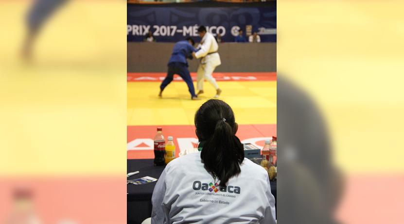 Presencia Oaxaqueña en judo | El Imparcial de Oaxaca