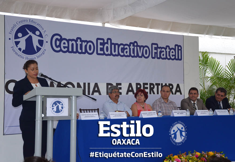 Un nuevo centro educativo