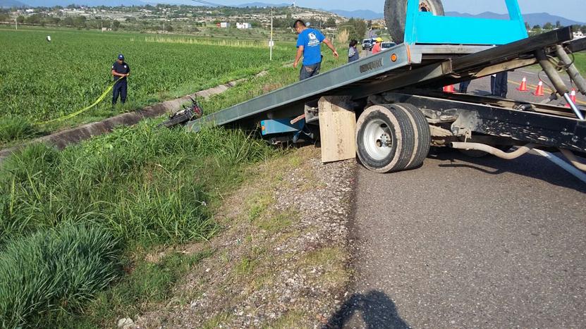 Muere  motorista en Nochixtlán | El Imparcial de Oaxaca